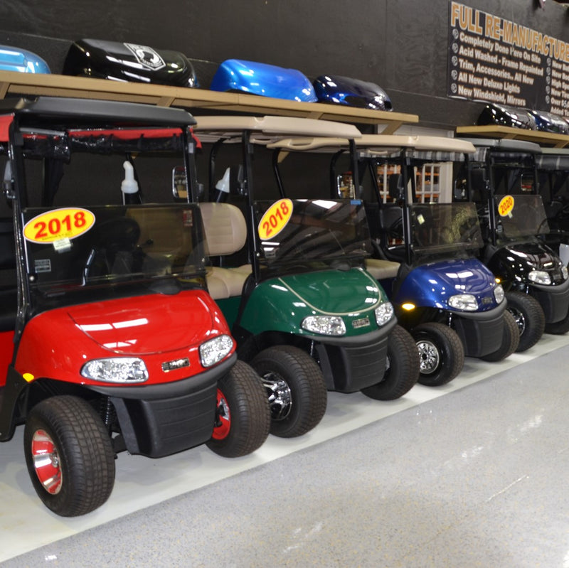 Buying a Used Golf Cart: 6 Things to Consider Before Handing Over Your Cash