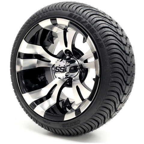 GTW Vortex Wheels with street tires