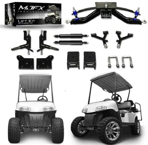 Madjax EZGO RXV 6 inch A-Arm Lift Kit (fits 08-13 Electric Models)