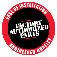 factory authorized parts
