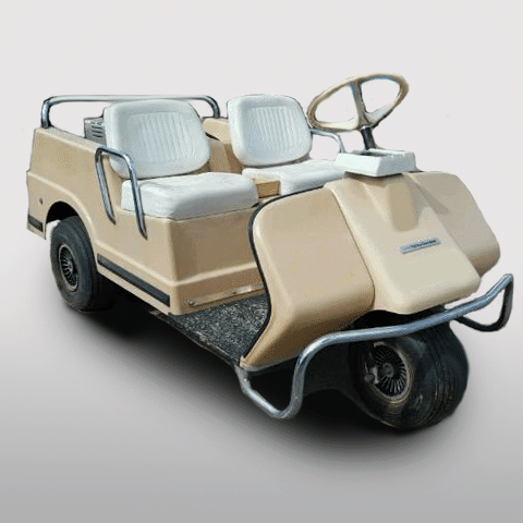 harley davidson used golf cart