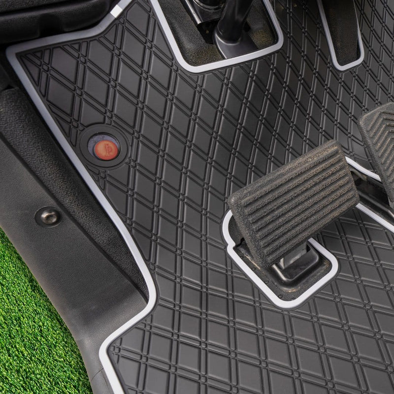 E-Z-GO Floor Mats - Fits All RXV Trims (2008-current) Trims & 2Five (2009- current) Gas & Electric Carts