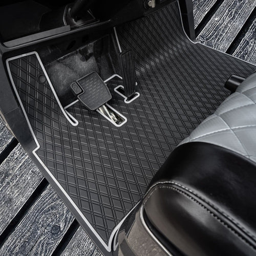 Yamaha Golf Cart Floor Mat - Fits Drive2 2017+, UMAX Rally