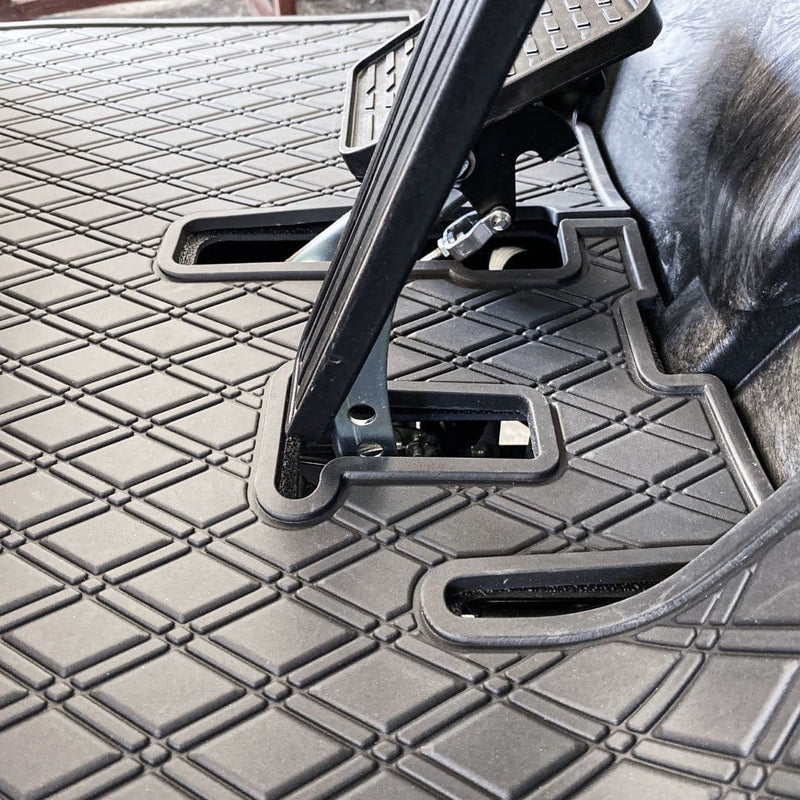 Yamaha Golf Cart Floor Mat - Fits Drive2 2017+ Models ONLY