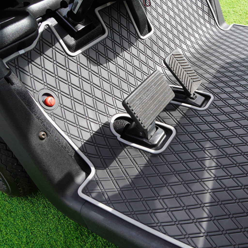 E-Z-GO Floor Mats - Fits All RXV (2008+) Trims (Elite*, Freedom*, etc) & 2Five (2009+)
