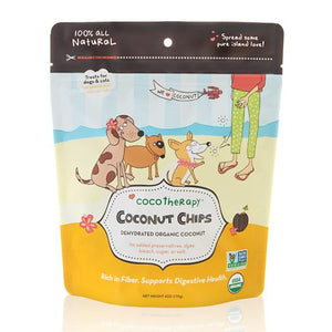 Coco Therapy Coconut Chips