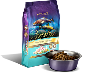 Zignature Whitefish Dry Dog Food
