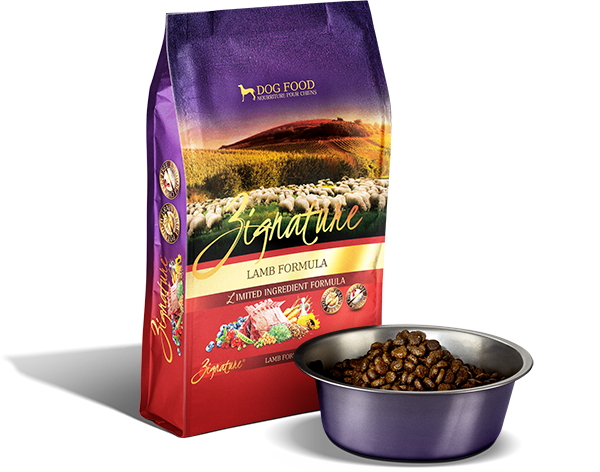 Zignature Lamb Dry Dog Food Kibble