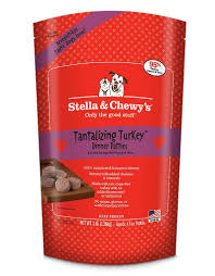 Stella & Chewy's Turkey Raw Patties