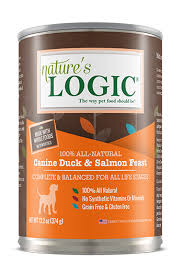 Nature's Logic Duck and Salmon