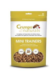 Crumps Beef Liver Mini Trainers