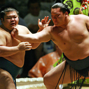 Sumo New Year Basho