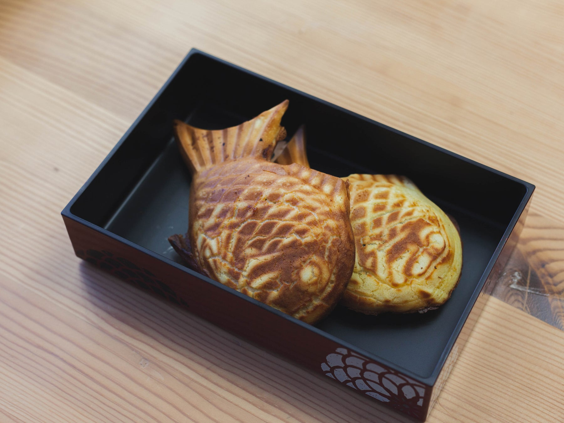 How to Make Taiyaki Waffles!