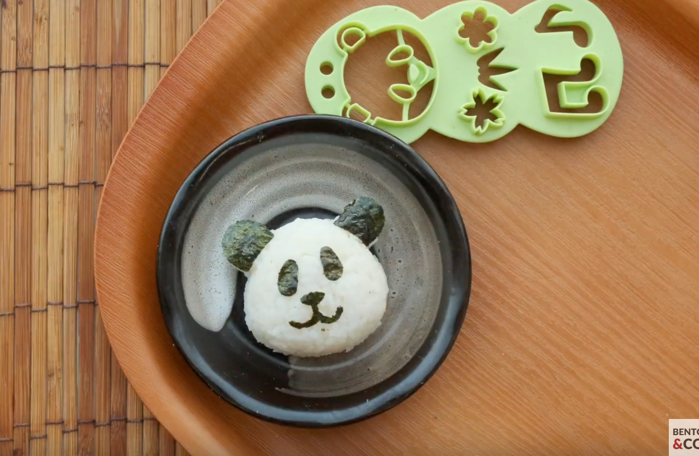 Adorable Rice Molds!