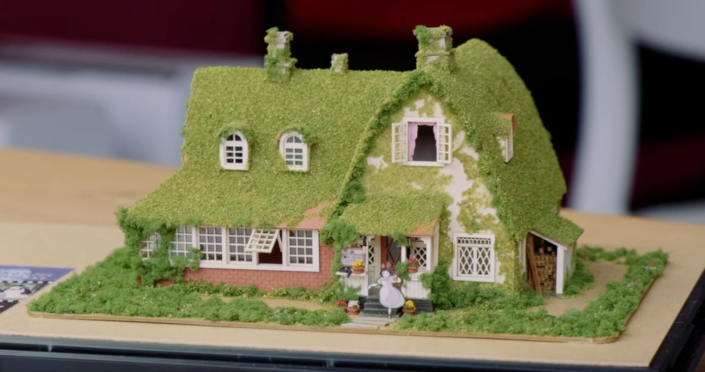 4 Ways Ghibli Miniatuart Helps You De-stress