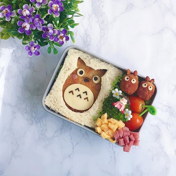 July 2019 Daily Bento Snaps~ Show us your daily bento!