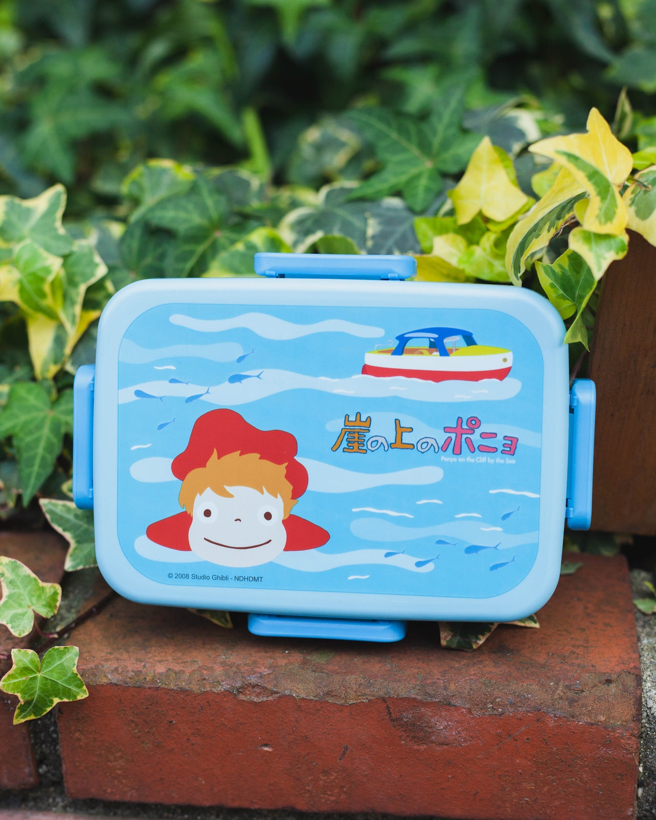 Ponyo Bento Box and Chopsticks