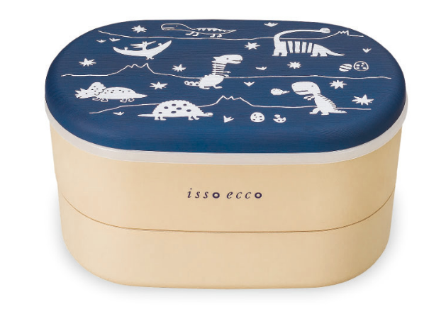 Tiny Dino Bentos and Tableware