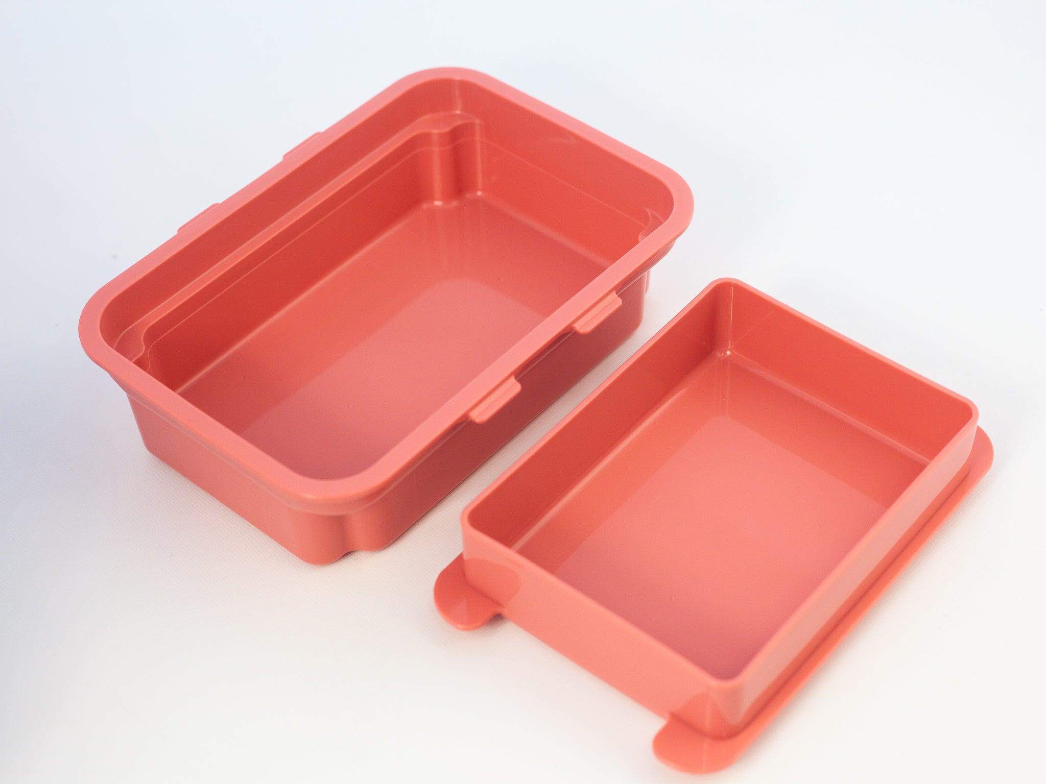 Gel-Cool Plus Deli Two Tier Bento Box | Macaroon Pink
