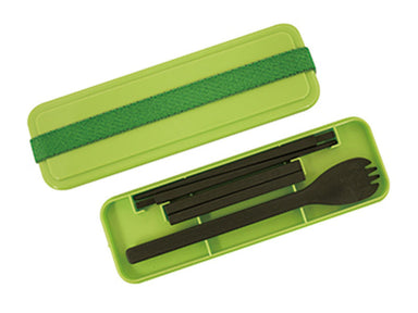 Gel-Cool Slim Cutlery | Green by Gel Cool - Bento&co Japanese Bento Lunch Boxes and Kitchenware Specialists