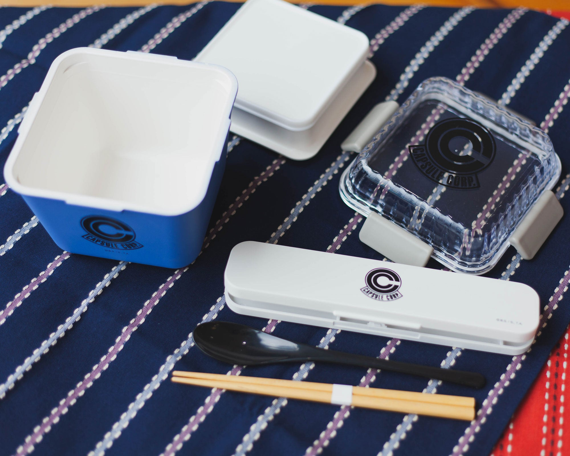 Capsule Corp. Bento Box | Dragon Ball
