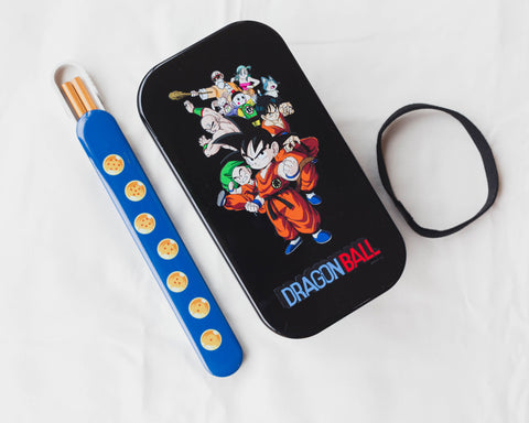 Dragon Ball Bento Box 1L by Bento&co - Bento&co Japanese Bento Lunch Boxes and Kitchenware Specialists