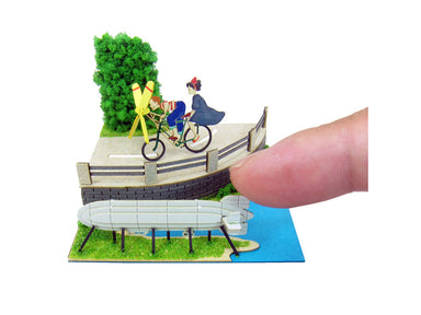 Miniatuart | Kiki's Delivery Service: Tombo and the Propelling Bicycle by Sankei - Bento&co Japanese Bento Lunch Boxes and Kitchenware Specialists