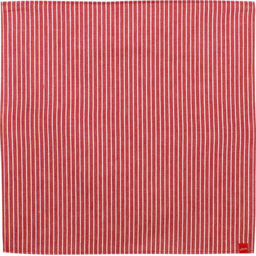 Soft Denim Furoshiki 100cm | Hickory Red