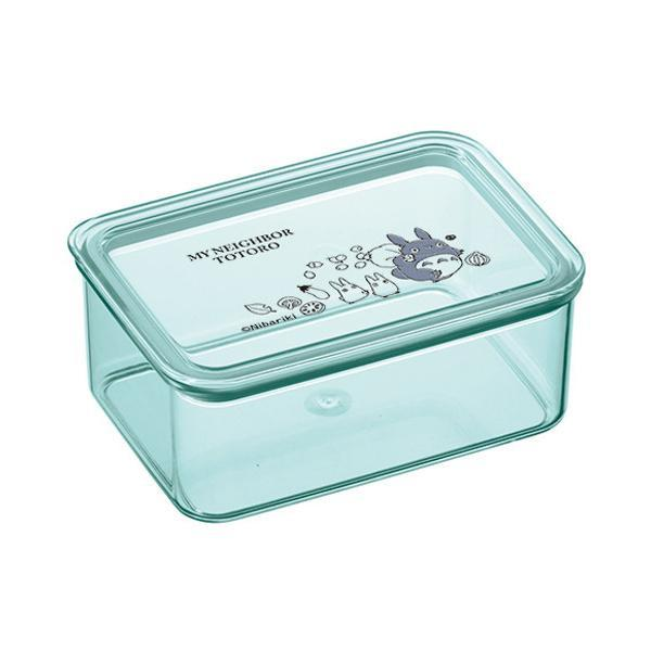 Totoro Transparent Container 440mL by Skater - Bento&co Japanese Bento Lunch Boxes and Kitchenware Specialists