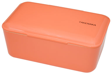 Expanded Bento Box | Coral by Takenaka - Bento&co Japanese Bento Lunch Boxes and Kitchenware Specialists