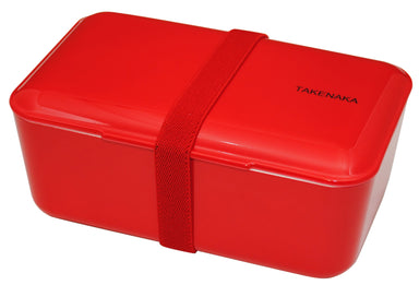 Expanded Bento Box | Red by Takenaka - Bento&co Japanese Bento Lunch Boxes and Kitchenware Specialists