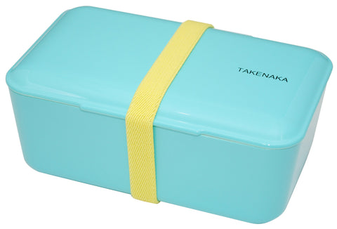 Expanded Bento Box | Light Blue by Takenaka - Bento&con the Bento Boxes specialist from Kyoto