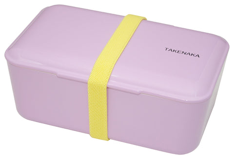 Expanded Bento Box | Lavender by Takenaka - Bento&con the Bento Boxes specialist from Kyoto