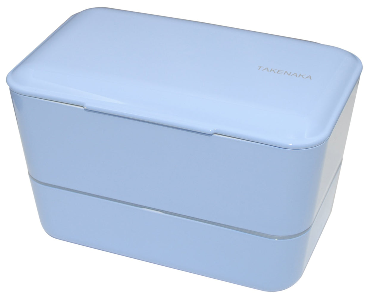 Expanded Double Bento Box | Serenity Blue by Takenaka - Bento&con the Bento Boxes specialist from Kyoto