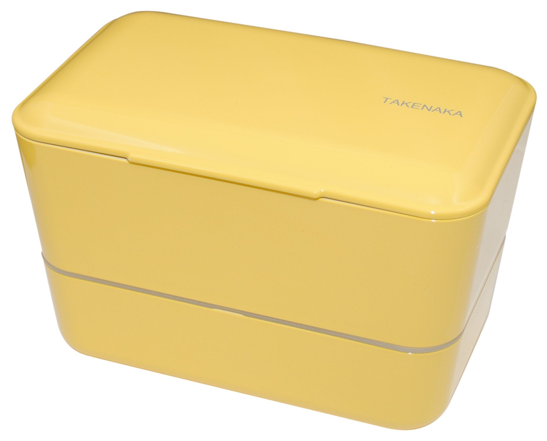 Expanded Double Bento Box | Lemon Zest by Takenaka - Bento&co Japanese Bento Lunch Boxes and Kitchenware Specialists