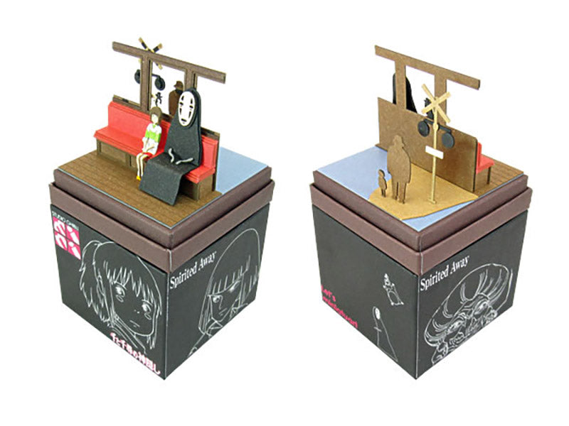 Miniatuart | Spirited Away: In the Train by Sankei - Bento&co Japanese Bento Lunch Boxes and Kitchenware Specialists