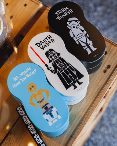 Cute Star Wars Bento Box | R2-D2 and C3PO