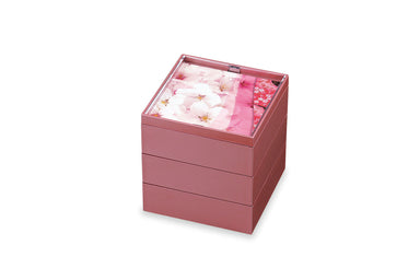 Customizable Picnic Bento Box 15cm | Pink by Showa - Bento&co Japanese Bento Lunch Boxes and Kitchenware Specialists