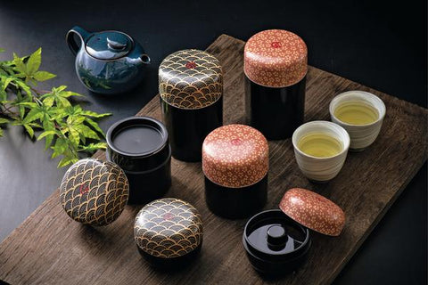 Wafu Cloth Tea Box Mini | Sakura