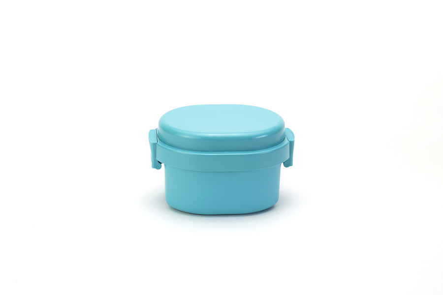Gel-Cool Dome Bento Box Small | Macaroon Blue by Gel Cool - Bento&co Japanese Bento Lunch Boxes and Kitchenware Specialists