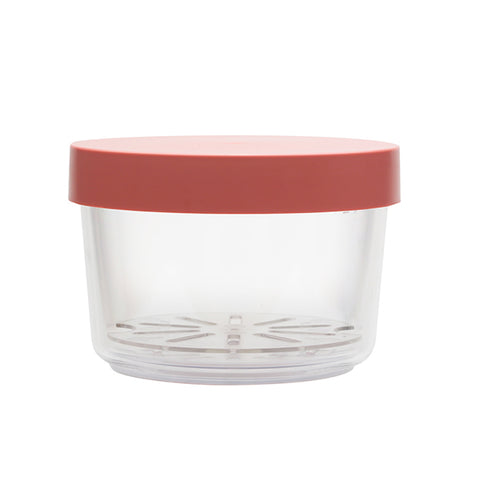 Gel-Cool Round Container | Macaroon Pink