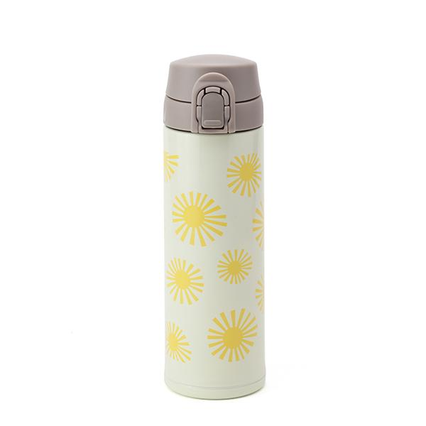 Scandinavian Stainless Steel Thermos | Dandelions by Gel Cool - Bento&co Japanese Bento Lunch Boxes and Kitchenware Specialists