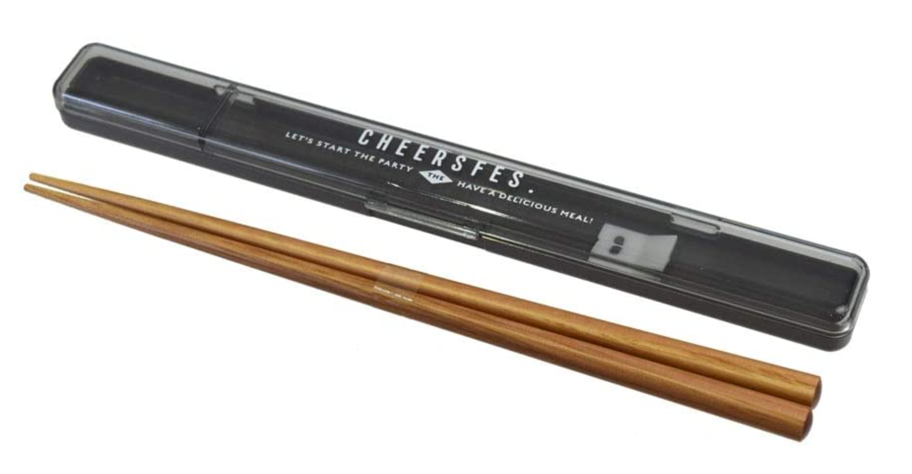 Cheers Fes Chopsticks | Gray Case