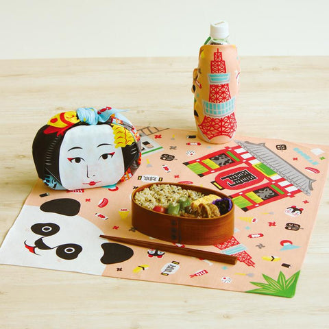 Cochae Furoshiki Musubi | Tokyo by Yamada Seni - Bento&co Japanese Bento Lunch Boxes and Kitchenware Specialists