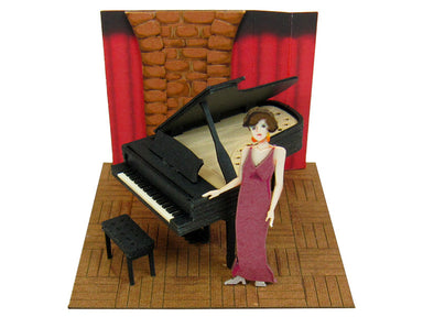 Miniatuart | Porco Rosso: Gina Singing by Sankei - Bento&co Japanese Bento Lunch Boxes and Kitchenware Specialists