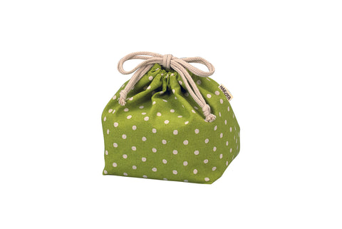 Polka Dots Bag | Green