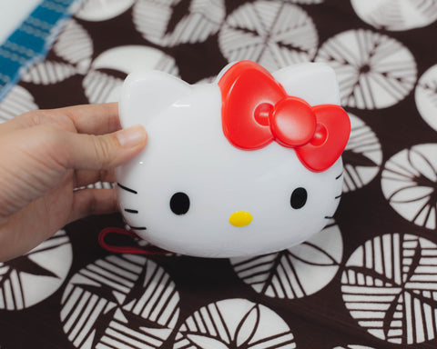 Hello Kitty Die Cut Bento by Skater - Bento&co Japanese Bento Lunch Boxes and Kitchenware Specialists