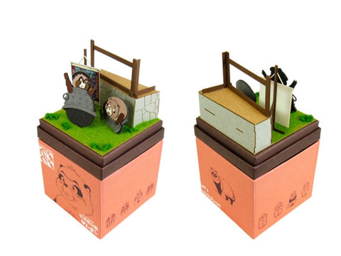 Miniatuart | Pom Poko : Learning to mutate by Sankei - Bento&con the Bento Boxes specialist from Kyoto