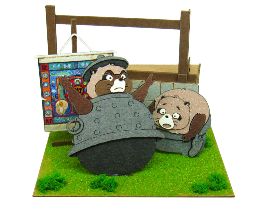 Miniatuart | Pom Poko : Learning to mutate by Sankei - Bento&co Japanese Bento Lunch Boxes and Kitchenware Specialists