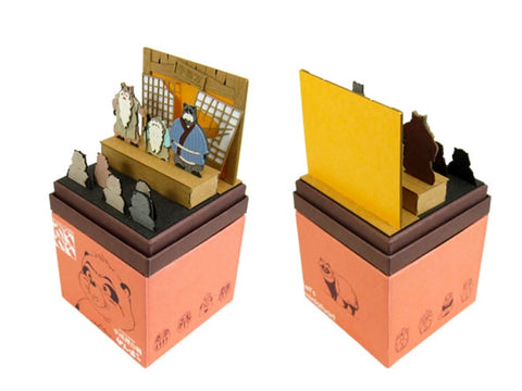 Miniatuart | Pom Poko : the meeting by Sankei - Bento&con the Bento Boxes specialist from Kyoto